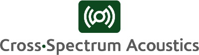 Cross-Spectrum Acoustics logo
