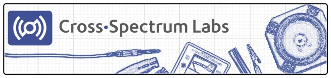 Cross-Spectrum Labs Logo